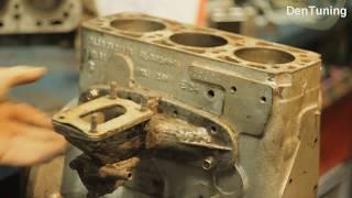 Вартбург (Wartburg) разборка двигателя, обзор конструкции и деталей