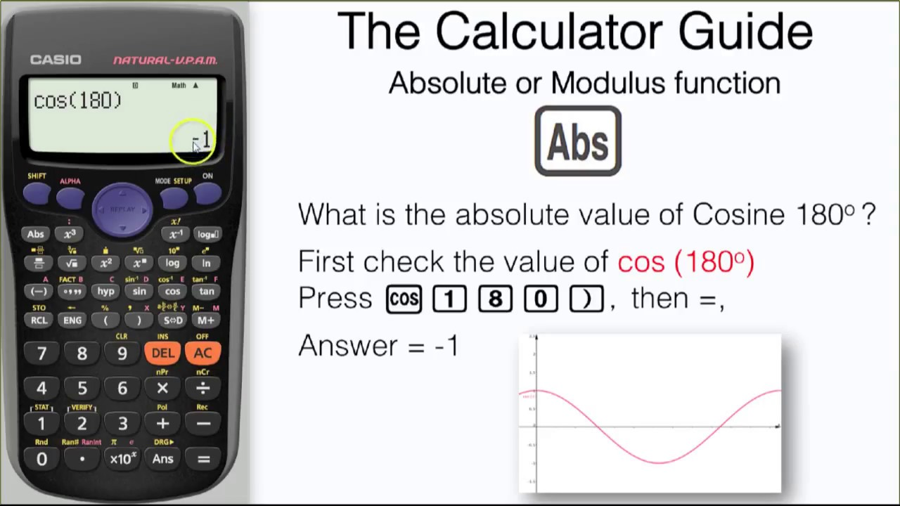 Absolute Value Equation Calculator