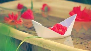 *Как заставить бумагу плавать*,$или как сделать кораблик из бумаги своими руками$(пусть человек,который это читает - будет Молодцом☆☺ ☆☺Лайк - Попадёт в..., 2015-12-12T18:46:21.000Z)