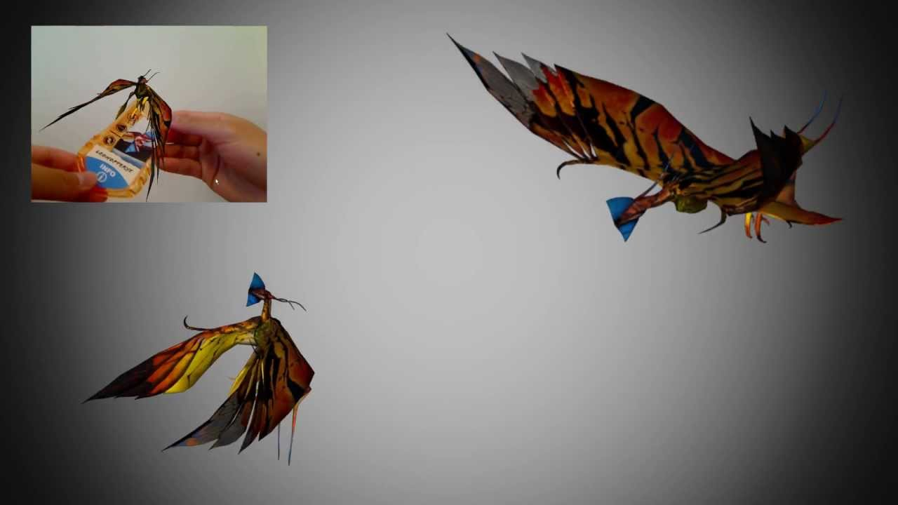 leonopteryx - avatar work project - youtube