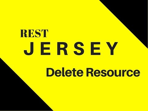 #15 RESTful Web Services | Delete Resource
