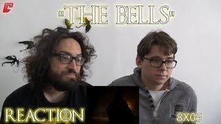"Game of Thrones 8x05 ""The Bells"" Reaction w/Victorlaszlo88 Parte 2"