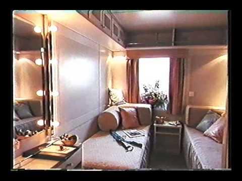 Orient Express Cruise Ship