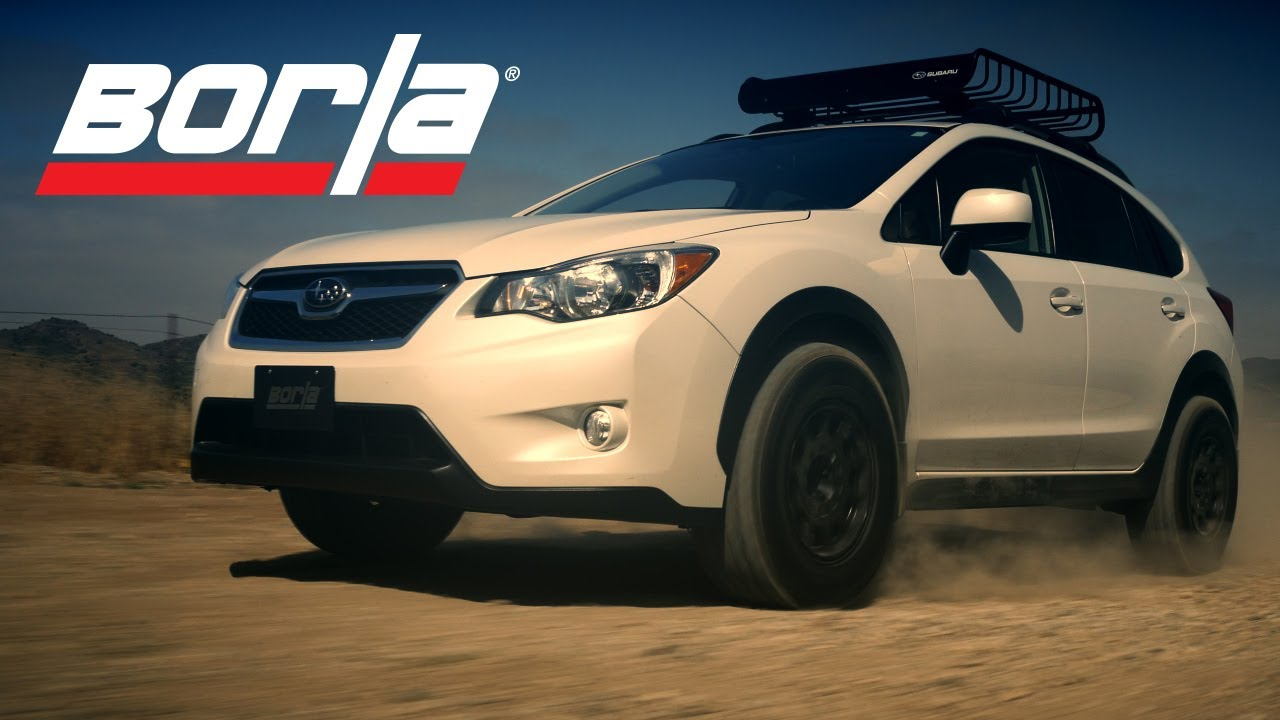 Borla Exhaust For 2017 Subaru Xv Crosstrek 2016 Impreza Hatchback
