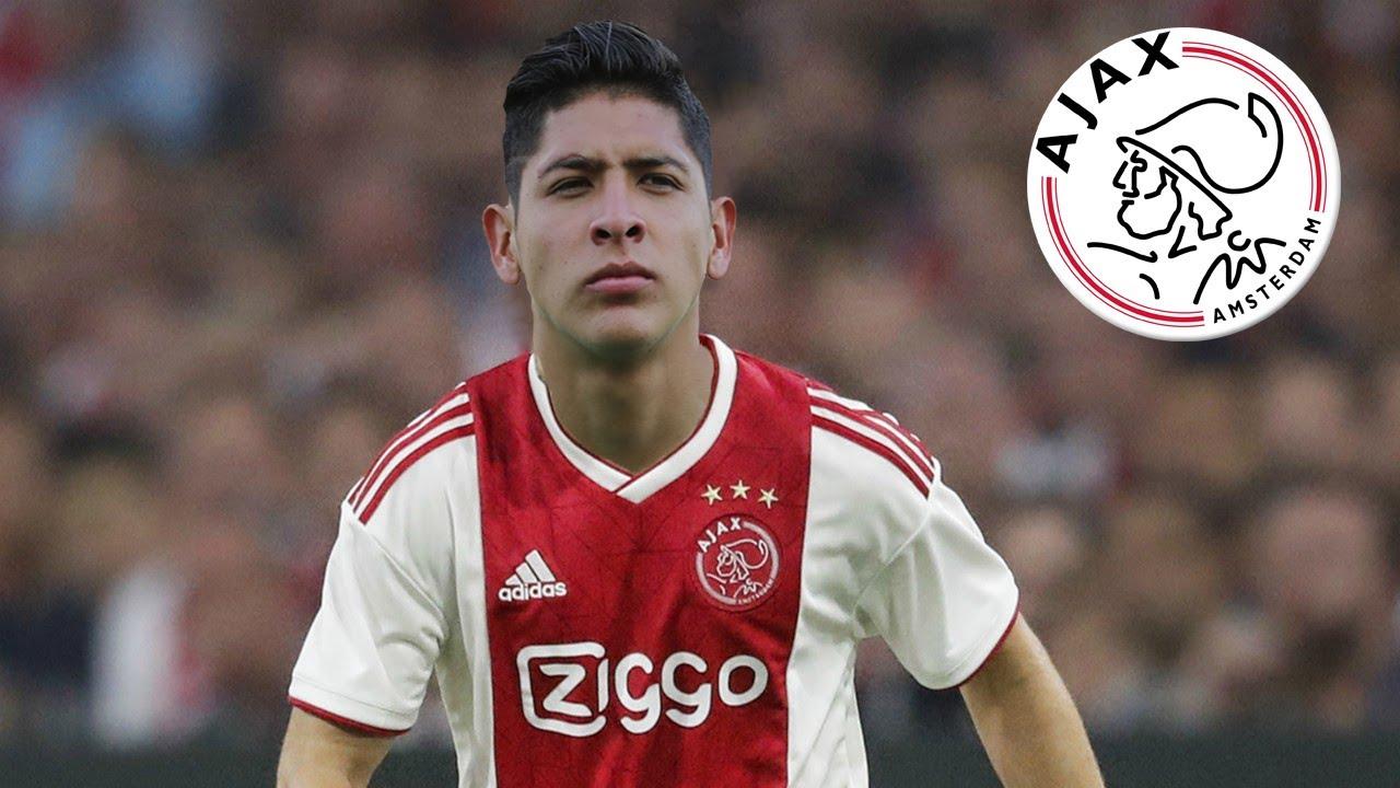 be790050d7860 EDSON ÁLVAREZ • Welcome to AJAX! • Goals & Defensive Skills