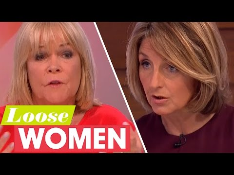 Would You Donate to a Paedophile Rehabilitation Charity? | Loose Women