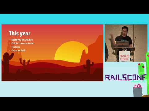 RailsConf 2017: ​Introducing Helix: High-Performance Ruby Made Easy by Godfrey Chan and Yehuda Katz