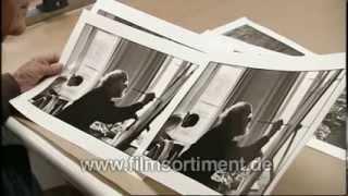 NZZ-Edition: HENRI CARTIER-BRESSON - BIOGRAPHIE EINES BLICKS (DVD / Vorschau)