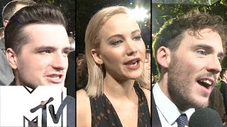 The Hunger Games Reboot: Mockingjay 2 Cast On Jennifer Lawrence Replacement