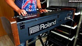 "Roland Jupiter-4 Vintage Analog Synthesizer ""1978"""