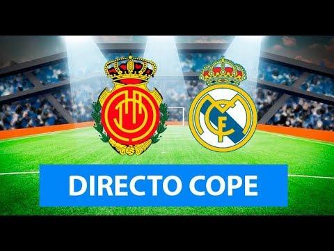 (SOLO AUDIO) Directo Del Mallorca 1-0 Real Madrid En Tiempo De Juego COPE