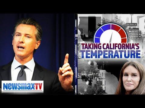 Will Caitlyn Jenner flip California 'Red'? | Grant Stinchfield