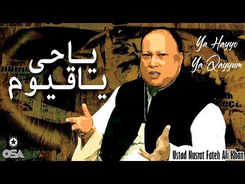 Dyare Ishq Mein Apna Maqam Paida Kar | Ustad Nusrat Fateh Ali Khan | Official Version | OSA Islamic