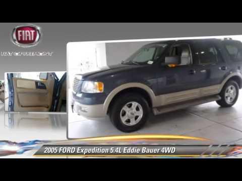2005 ford expedition 5 4l eddie bauer 4wd fremont youtube. Black Bedroom Furniture Sets. Home Design Ideas