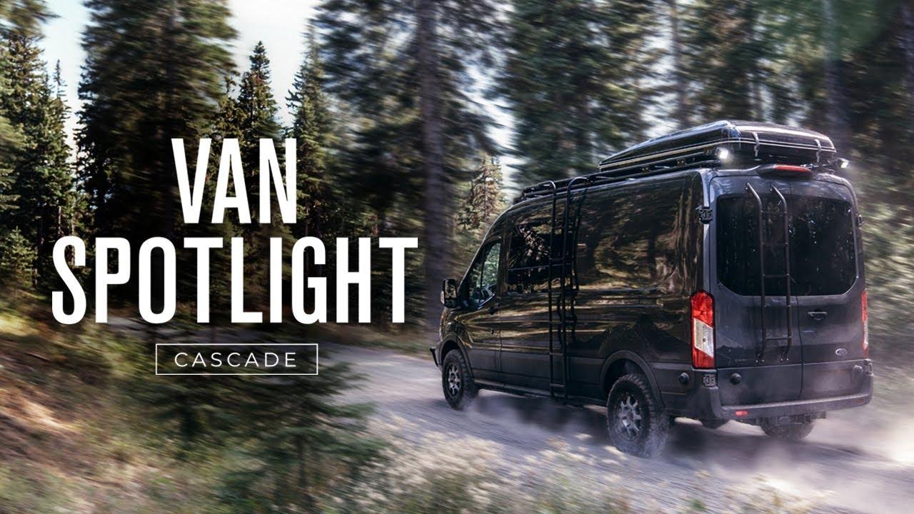 Van Spotlight - Cascade