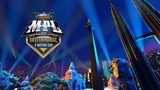 [Bahasa Indonesia Live] MPL Invitational Playoffs Day 3