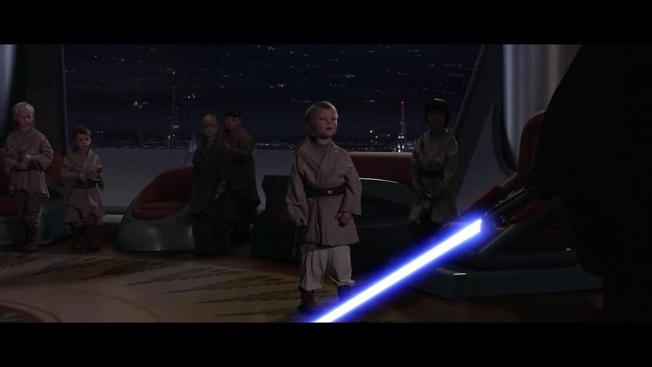 Anakin Killing Younglings Star Wars Episode Iii Revenge Of The Sith 1080p Youtube