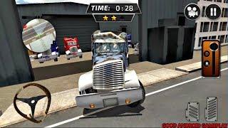 Dump Truck Crusher Junkyard:Monster Crane Driver - Android GamePlay FHD