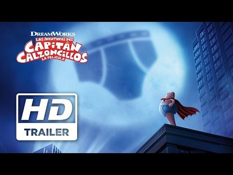 Las Aventuras del Capitán Calzoncillos - Trailer