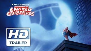 Las Aventuras del Capitán Calzoncillos | TRAILER OFICIAL DOBLADO | Próximamente - Solo en cines
