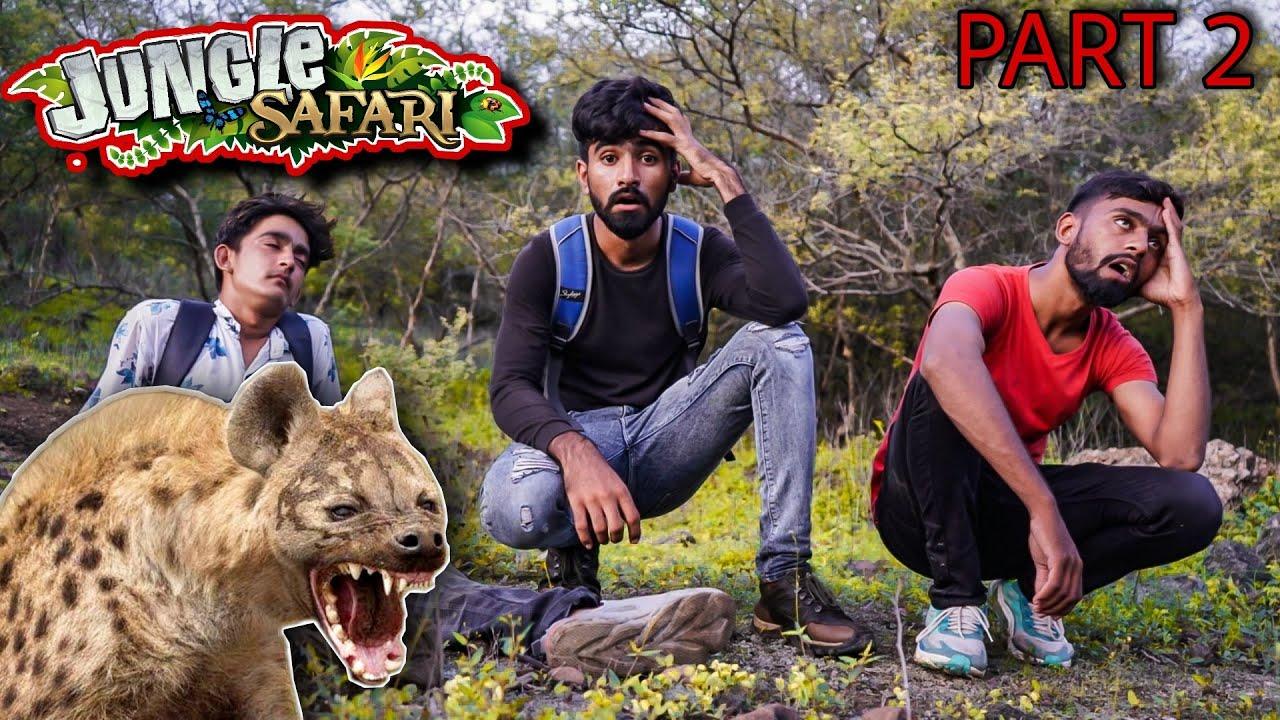 Jungle Safari Part - 2 | क्या हमारा खोया हुआ साथी मिलेगा...? [Hyena Captured]