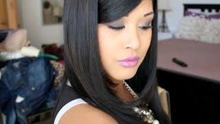 Shiny, Sleek & Straight Hair! Thumbnail