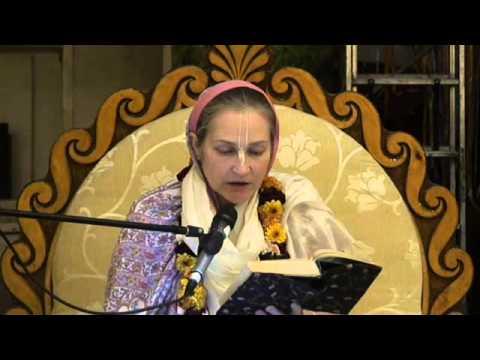 Шримад Бхагаватам 4.13.12-20 - Анубхава деви даси