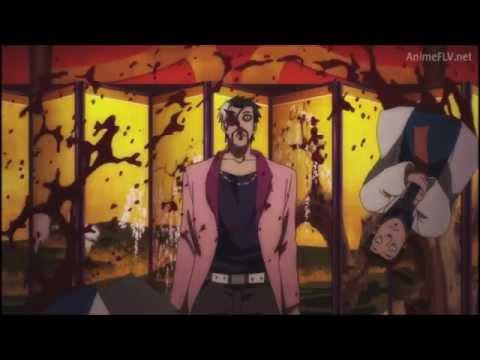 Leone & Tatsumi Vs Gangters