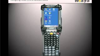 WiSys Warehouse Management (WMS) - Configuring a Handheld Device