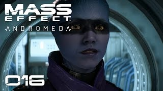 MASS EFFECT ANDROMEDA [016] [Flirten mit Peebee] GAMEPLAY Deutsch German thumbnail