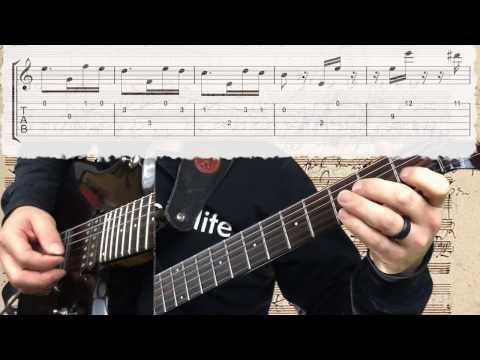 Fur Elise for guitar by Ludwig van Beethoven
