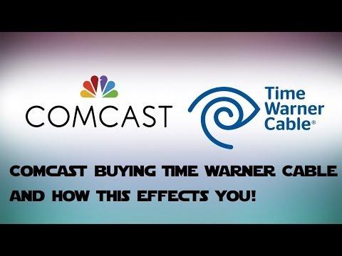 Comcast Buying Time Warner Cable: What a Disaster This Will be!