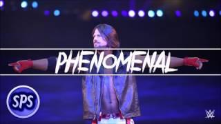 "WWE AJ Styles 1st Theme Song ""Phenomenal"" (Arena Effect) ᴴᴰ"