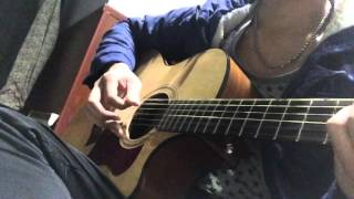 Khi người mình yêu khóc - Guitar solo ( bản cực sung )