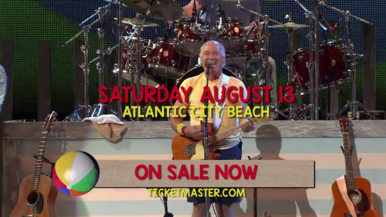 Free Beach Concert Atlantic City