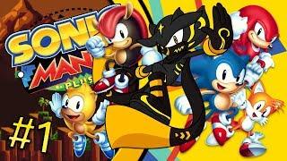 LET THE ADVENTURE BEGIN AGAIN!!!   Sonic Mania Plus   Encore Mode #1