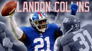 Landon Collins Ultimate Highlights || Pray For Em