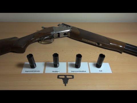Shotgun Chokes Explained