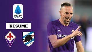 Serie A : Première victoire pour la Fiorentina