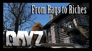 AMPHIBIA TO M4! From Rags To Riches! DayZ Standalone Gameplay