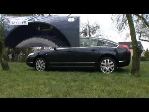 im test: Citroën C6 | Motor Mobil