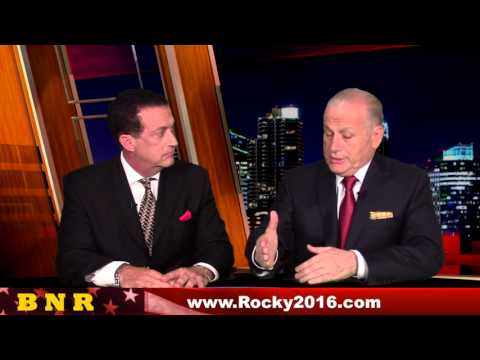 Barry Nussbaum Report - Rocky De La Fuente - Part 2