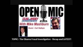 "[UPDATE] INTRO: ""Barack Hussein Obama AKA; Barry Soetoro - Con Artist & Thief"" By Carl Gallups"