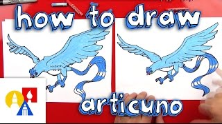 How To Draw Articuno Pokemon