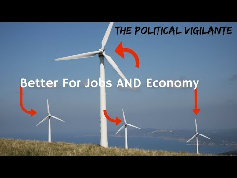 World Wide Green Energy By 2050 Is Doable - The Political Vigilante