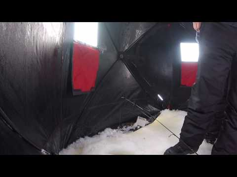 Ice Fishing For Lake Trout Part 3: Barometric Pressure And Fishing