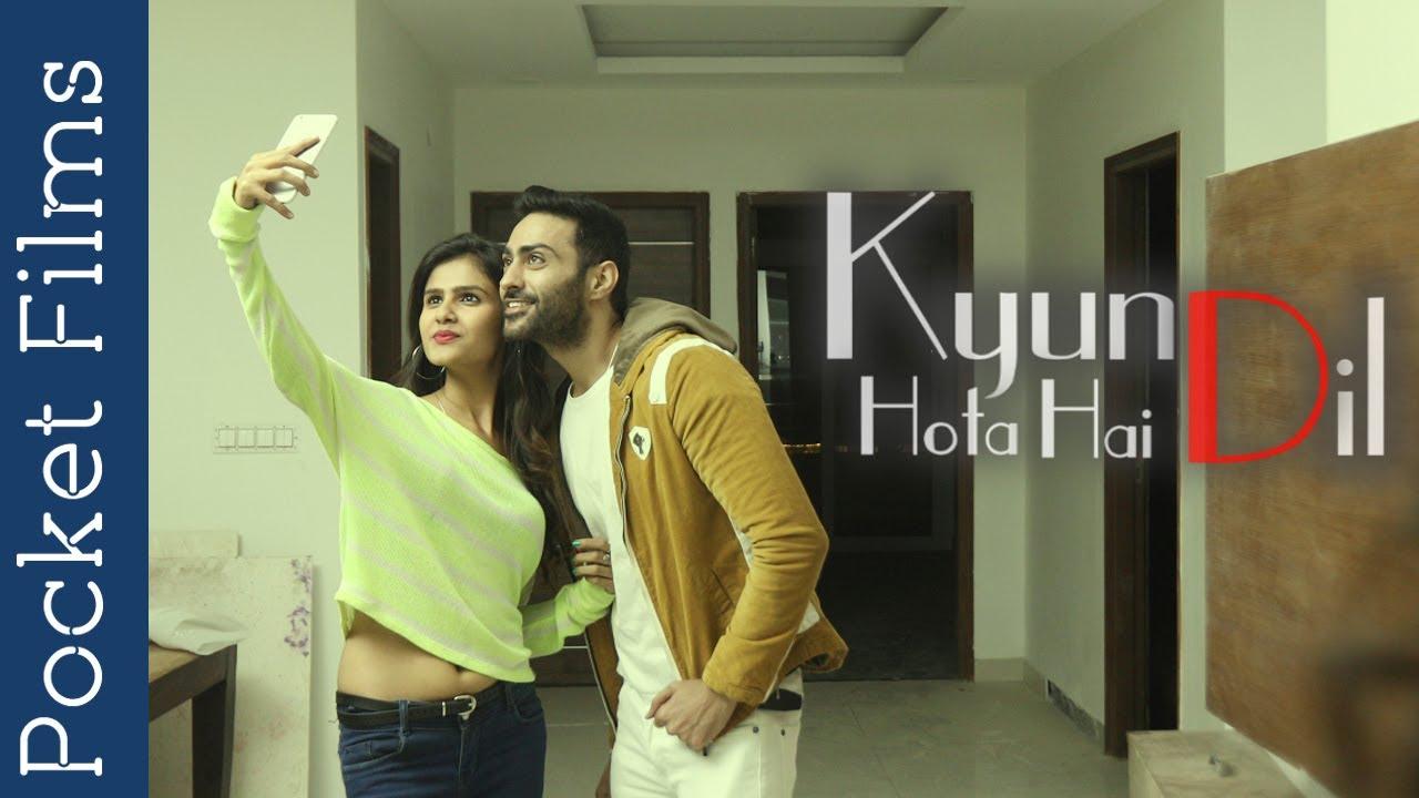 Kyun Hota Hai Dil - Hindi Drama Short Film | A couple's love story