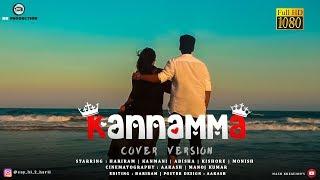 Ispade Rajavum Idhaya Raniyum | Kannamma Song Cover Ft. Anirudh | Harish Kalyan | Sam C.S