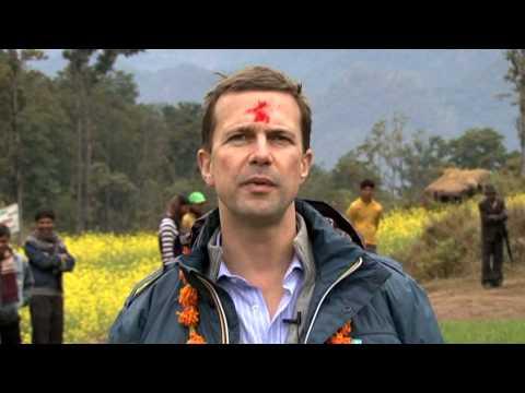 Reportage: Steffen Seibert für unicef in Nepal