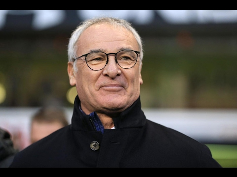 GIVE CLAUDIO RANIERI A F*CKING BREAK!